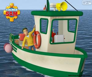 puzzel Karels vissersboot