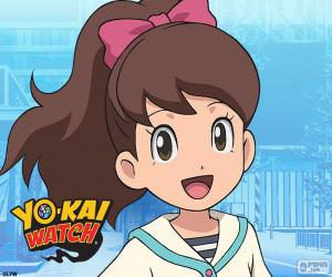 puzzel Katie, Yo-Kai Watch