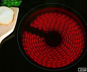 puzzel Keramische kookplaat