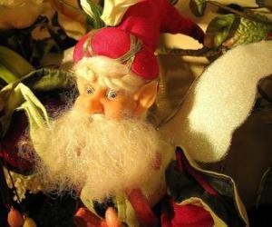 puzzel Kerst elf