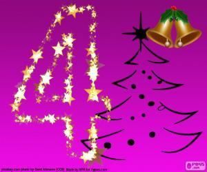 puzzel Kerst nummer 4
