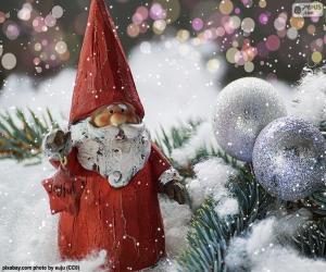 puzzel Kerstman, kerst