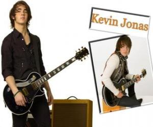 puzzel Kevin Jonas (Jason in Camp Rock)