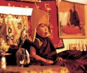puzzel Kind Boeddha