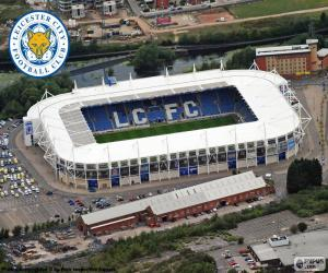 puzzel King Power Stadium