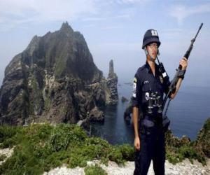 puzzel Koreaanse politie