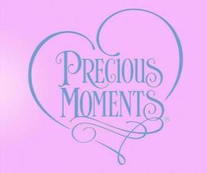 puzzel Kostbare momenten logo - Precious Moments