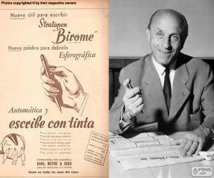puzzel Ladislao Biro