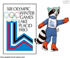 puzzel Lake Placid 1980 Olympische spelen
