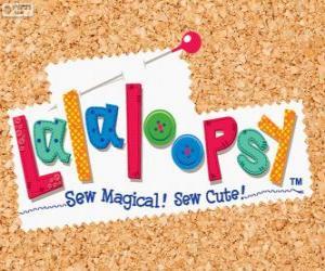 puzzel Lalaloopsy logo