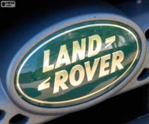 puzzel Land Rover logo