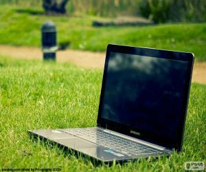 puzzel Laptop, schootcomputer