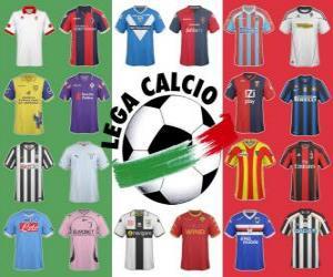 puzzel Lega Calcio Serie A
