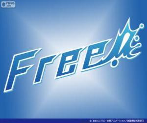 puzzel Logo Free! - Iwatobi Swim Club