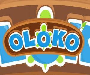 puzzel Logo Oloka strategie spel online