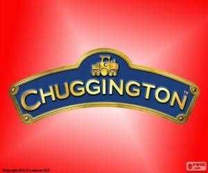 puzzel Logo van Chuggington