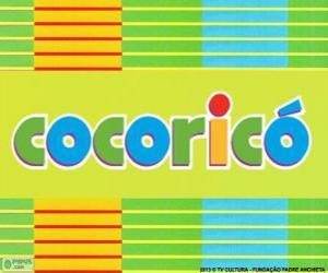 puzzel Logo van Cocorico
