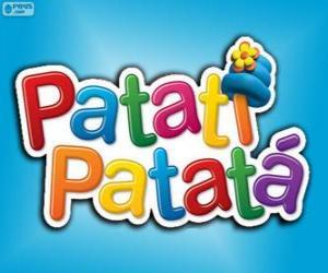 puzzel Logo van Patatí Patatá