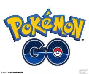puzzel Logo van Pokémon GO