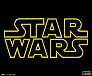 puzzel Logo van Star Wars