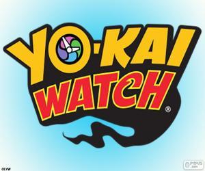 puzzel Logo van Yo-kai Watch