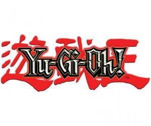 puzzel Logo van Yu-Gi-Oh!