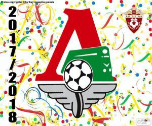 puzzel Lokomotiv, Premjer-Liga 2017-18