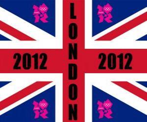 puzzel Londen 2012