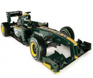 puzzel Lotus T127