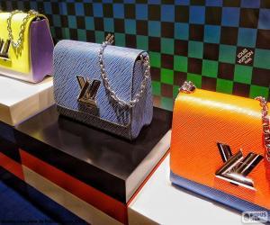 puzzel Luxe handtassen
