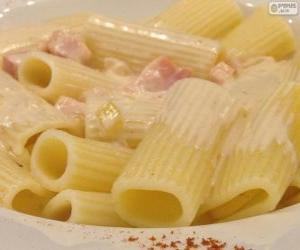 puzzel Macaroni