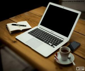 puzzel MacBook Air