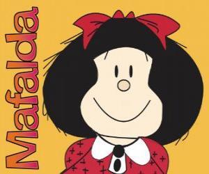 puzzel Mafalda