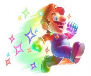 puzzel Mario onoverwinnelijke