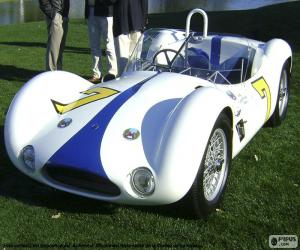 puzzel Maserati Tipo 61 (1960)