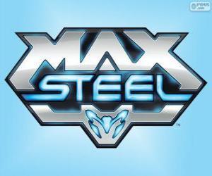 puzzel Max Steel logo