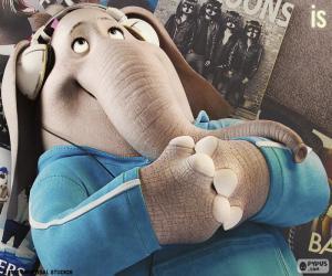puzzel Meena olifant