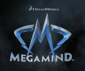 puzzel Megamind Superschurk