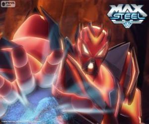 puzzel Miles Dredd, de grootste vijand van Max Steel