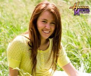puzzel Miley Cyrus / Hannah Montana