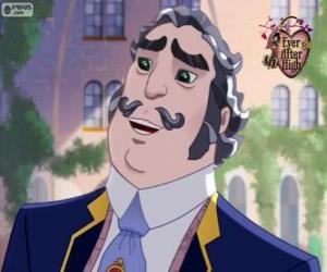 puzzel Milton Grimm is een van de oprichters van Ever After High