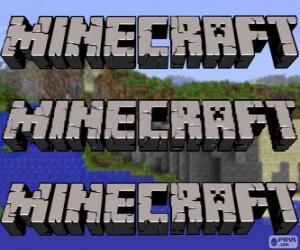 puzzel Minecraft logo
