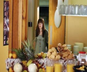 puzzel Mitchie Torres (Demi Lovato) in Camp Rock