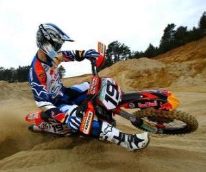 puzzel Motorcross