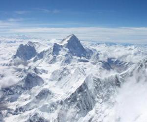 puzzel Mount Everest