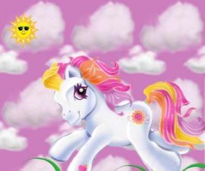 puzzel My little pony uitgevoerd
