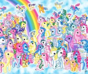 puzzel My Little Pony