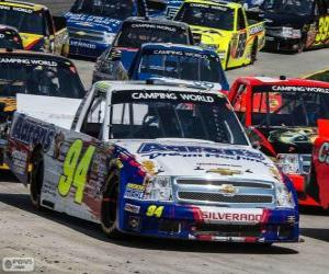 puzzel NASCAR Truck Series