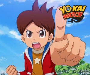 puzzel Nathan, Yo-Kai Watch
