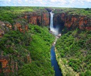 puzzel Nationaal Park Kakadu, Australië